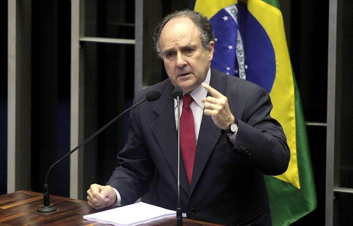 Senador Cristovam Buarque