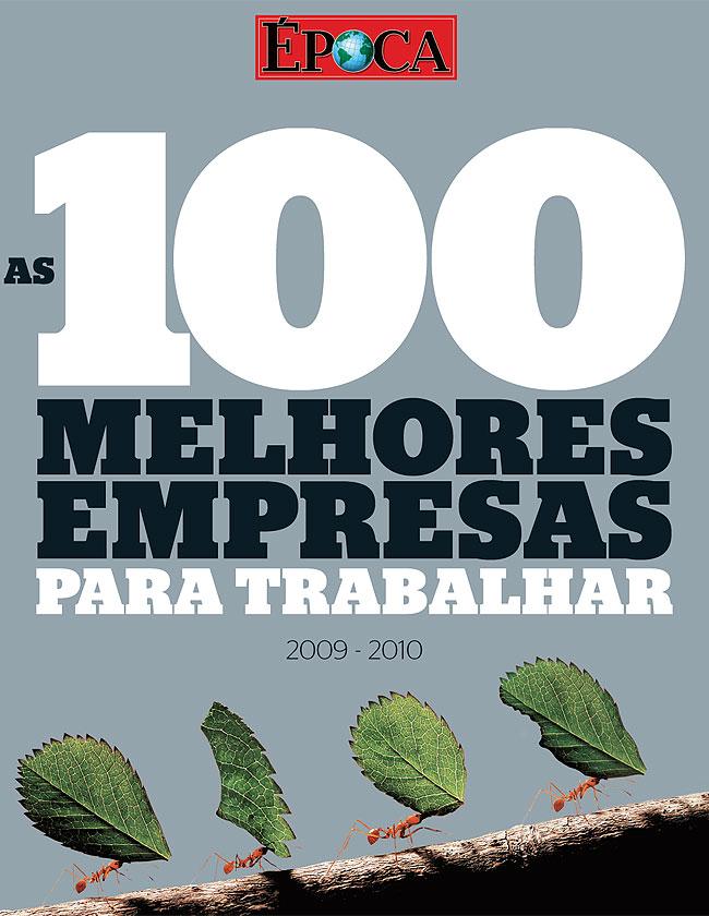 100 melhores empresas para trabalhar
