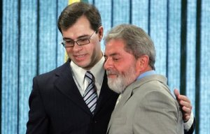 Toffoli e Lula