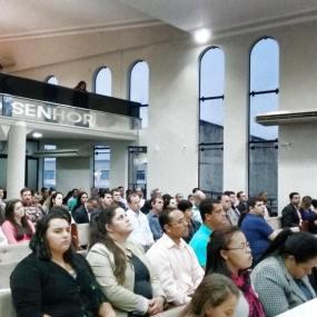 Assembleia de Deus em São José / SC.