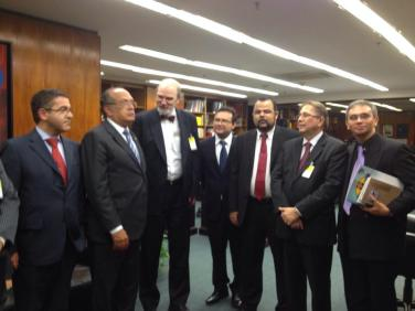 Congresso de Liberdade Religiosa no STJ.
