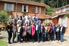 Turma da Pós graduação internacional da Anajure
