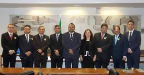 Posse da Diretoria Executiva da Anajure no Senado Federal
